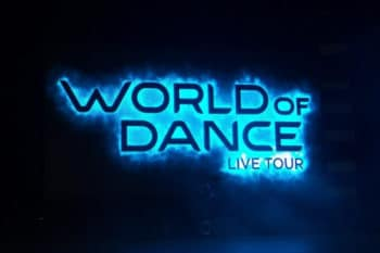 World of Dance Tour Live Show + VIP Meet and Greet Review