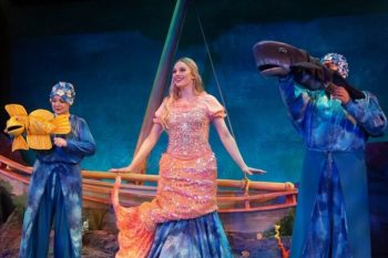 Orlando Shakes production of The Little Mermaid